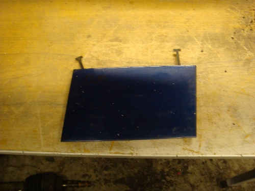 CALIBRA FRONT BUMPER TOWING COVER